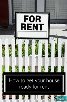 Getting Your Home Ready to Rent