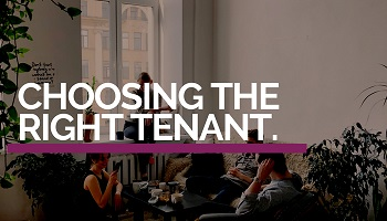 Choosing the Right Tenant
