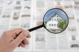how to find rental property